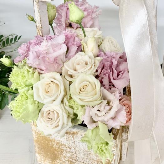 Нежность для мамы: букеты цветов на заказ Flowwow