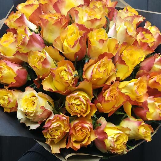 35роз: букеты цветов на заказ Flowwow
