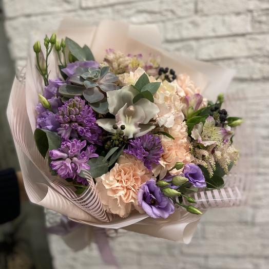 Тот: букеты цветов на заказ Flowwow