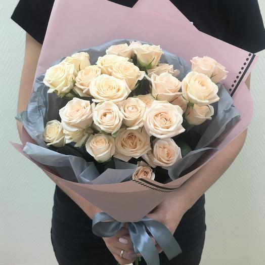 Леди Яна: букеты цветов на заказ Flowwow