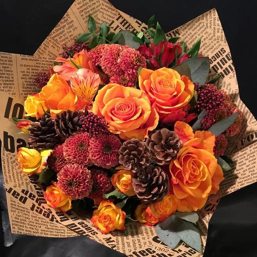 Кари: букеты цветов на заказ Flowwow
