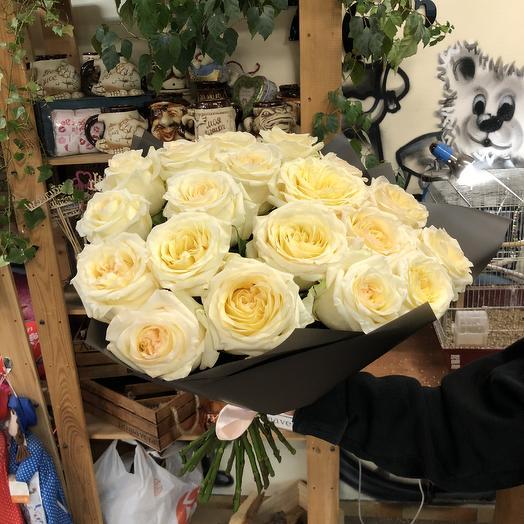 BIG LOVE: букеты цветов на заказ Flowwow