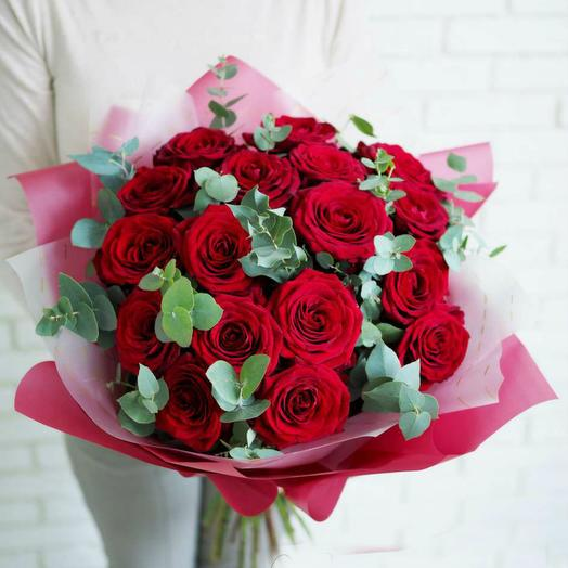 "Букет из роз ""Сад любви"" ️"