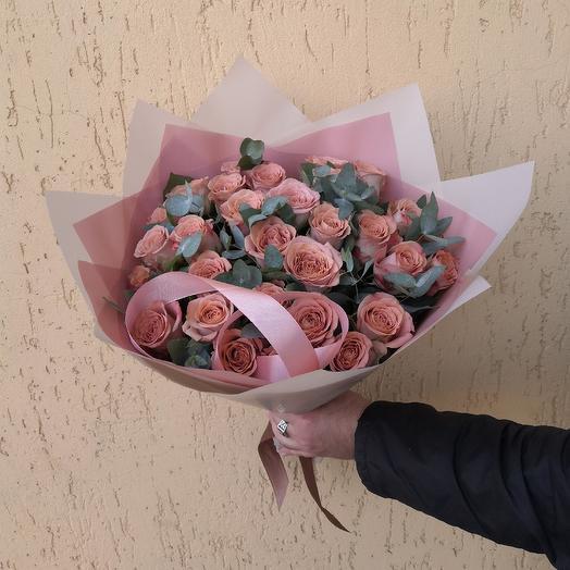 """""""Капучино"""": букеты цветов на заказ Flowwow"""