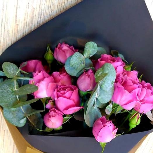 Букеты из пионовидный роза: букеты цветов на заказ Flowwow