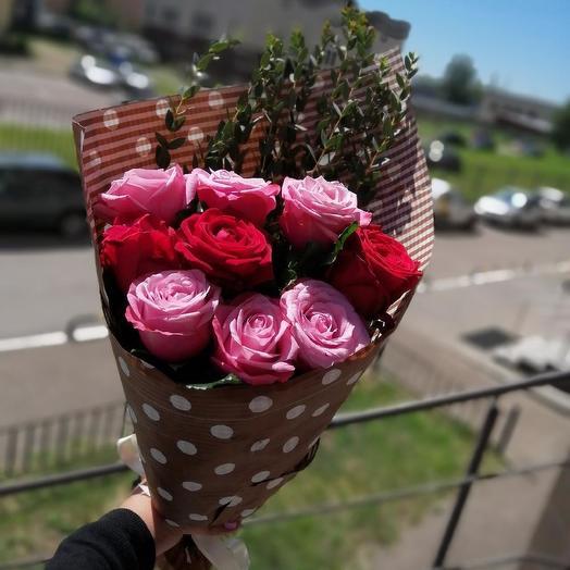 Розы для самой-самой