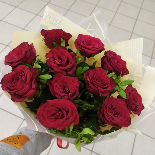 Букет роз для мамы🌹🌹🌹