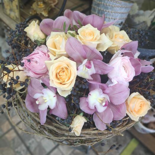 Букет цветов Прадо