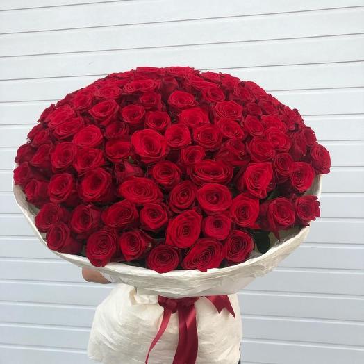 101 Роза BigBeauty