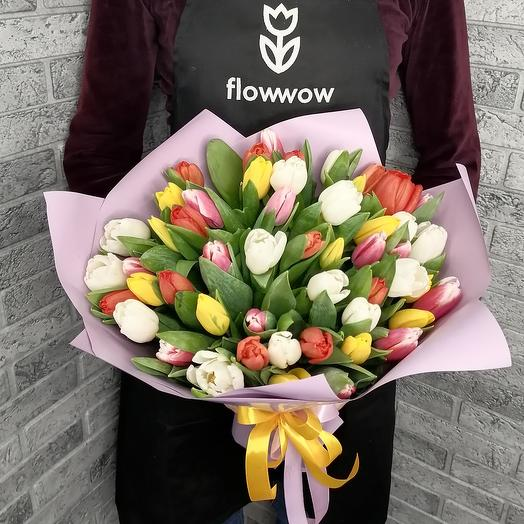 31 тюльпан весны
