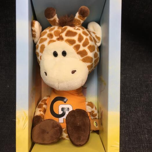 Жирафик Жан 🌹