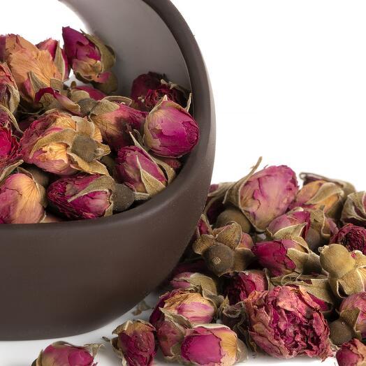 """Чай Мэй гуй хуа """"Цветы розы"""""""