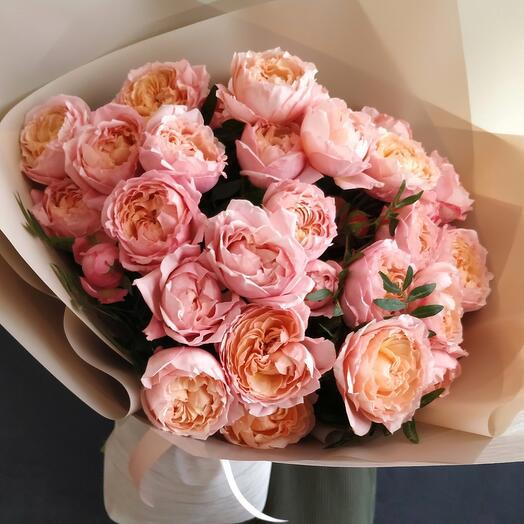 Кружево из роз