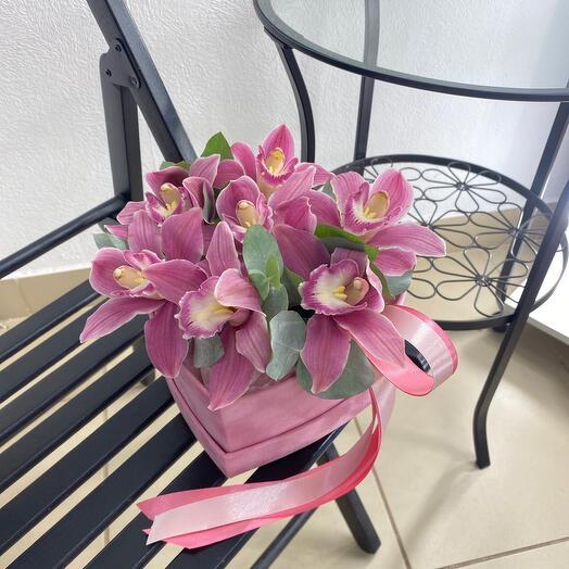 Орхидеи в серце