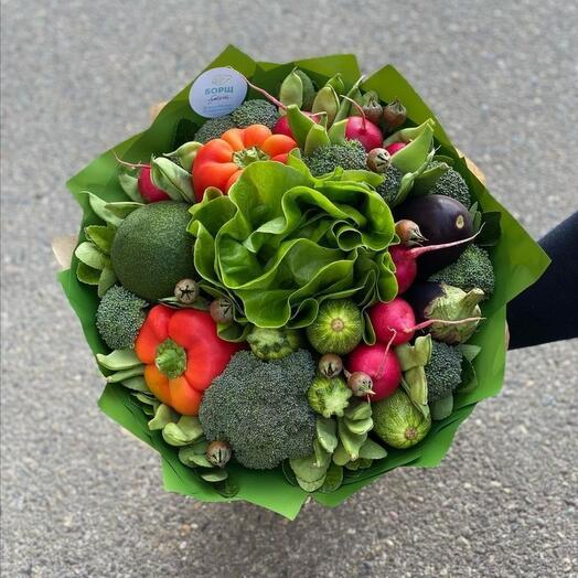 Овощной букет Премиум