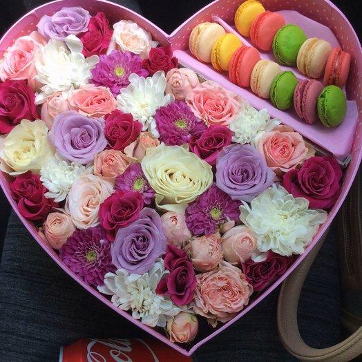 Букет Солнечное настроение: букеты цветов на заказ Flowwow