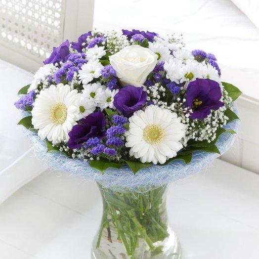 Флокс 13: букеты цветов на заказ Flowwow