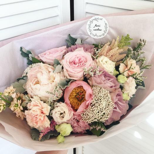 Ароматы лета!: букеты цветов на заказ Flowwow