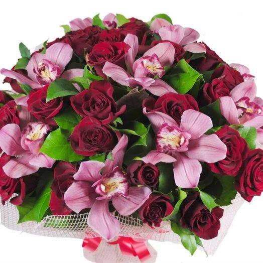 Брызги вина: букеты цветов на заказ Flowwow