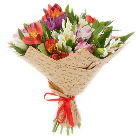 Мелодия лета: букеты цветов на заказ Flowwow