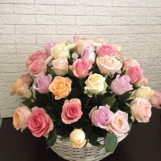 Пастораль: букеты цветов на заказ Flowwow
