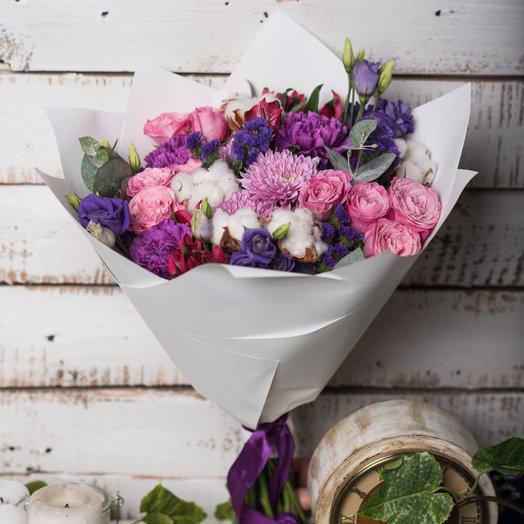 Букет 21: букеты цветов на заказ Flowwow