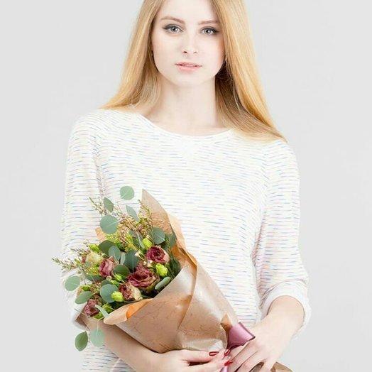 "Букет ""Мой стиль"": букеты цветов на заказ Flowwow"