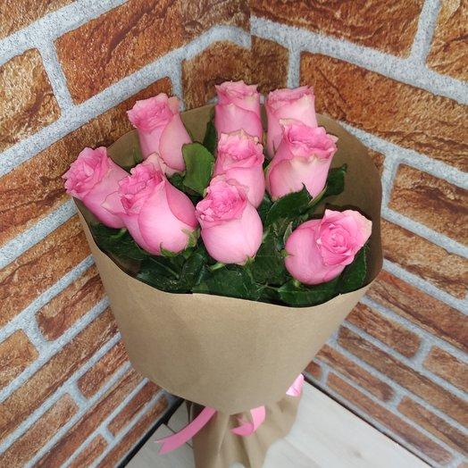 Доллар Вонг: букеты цветов на заказ Flowwow