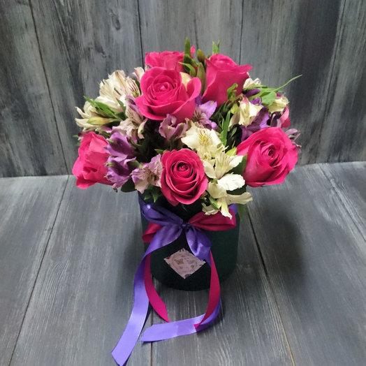 Яркий презент: букеты цветов на заказ Flowwow