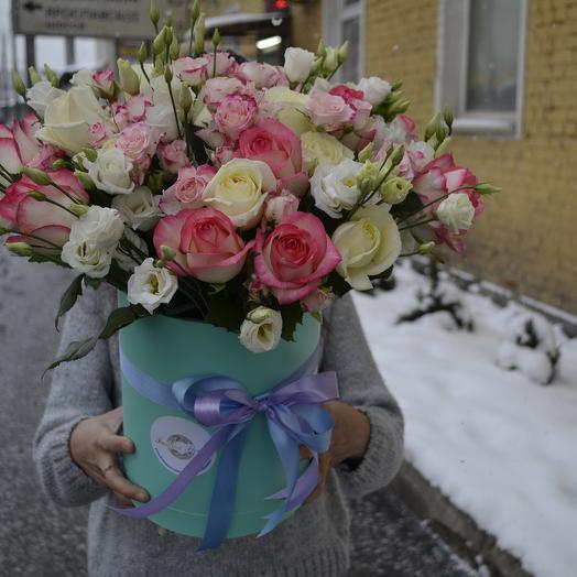 Коко Мадмуазель: букеты цветов на заказ Flowwow
