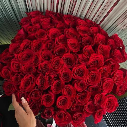 """""""Для неё"""": букеты цветов на заказ Flowwow"""
