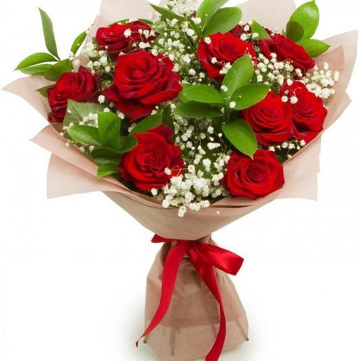 Букет  018: букеты цветов на заказ Flowwow