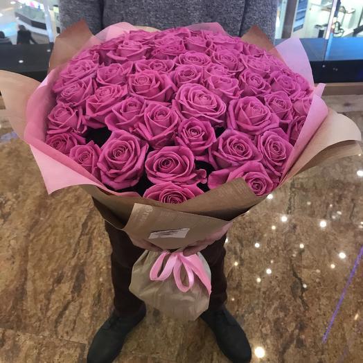 Аква L: букеты цветов на заказ Flowwow