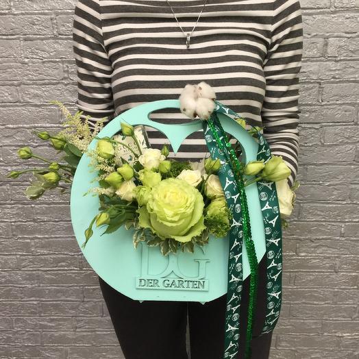 Green day: букеты цветов на заказ Flowwow