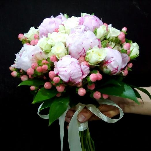 Свадебный 4: букеты цветов на заказ Flowwow