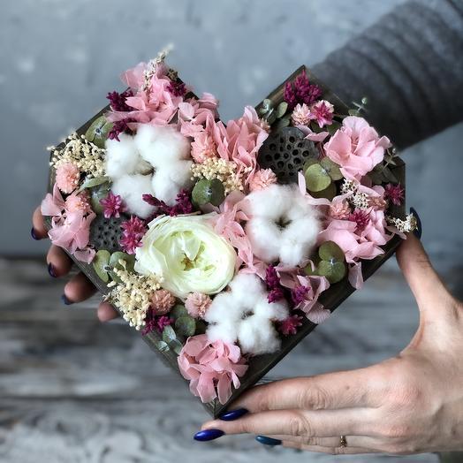 Heart 36: букеты цветов на заказ Flowwow