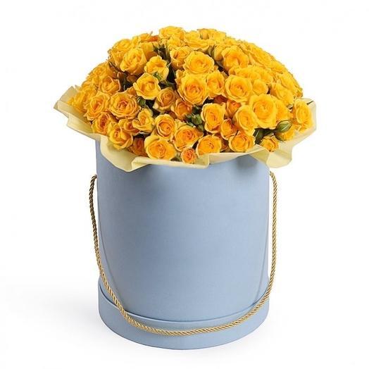 Цвет настроения желтый: букеты цветов на заказ Flowwow