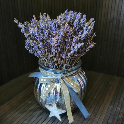 Лаванда в вазе: букеты цветов на заказ Flowwow