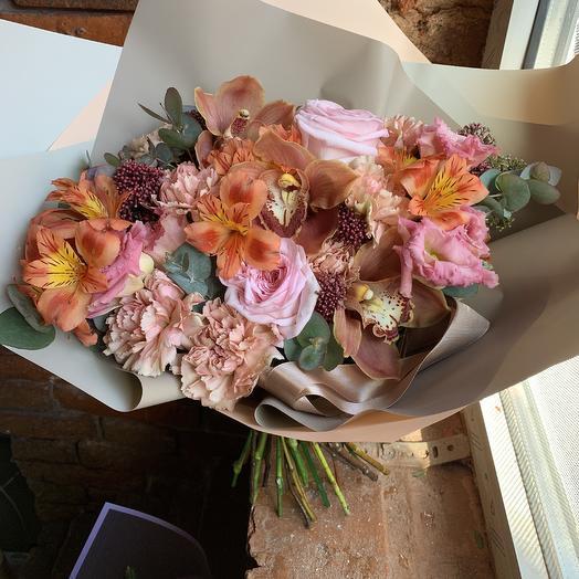 Предложение дня: букеты цветов на заказ Flowwow