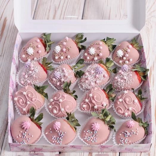 Розовый перламутр: букеты цветов на заказ Flowwow
