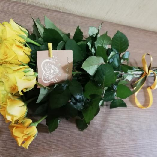 Yellow roses: flowers to order Flowwow
