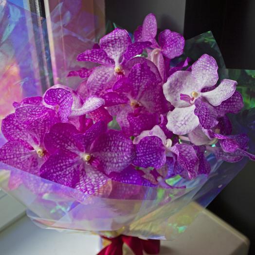 Облако орхидей: букеты цветов на заказ Flowwow