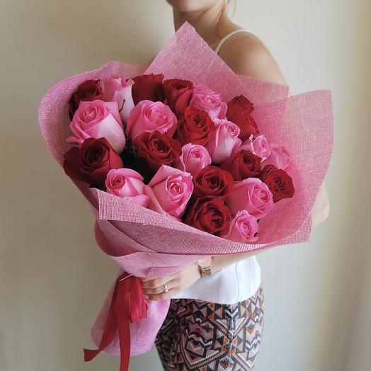 Букет 102: букеты цветов на заказ Flowwow