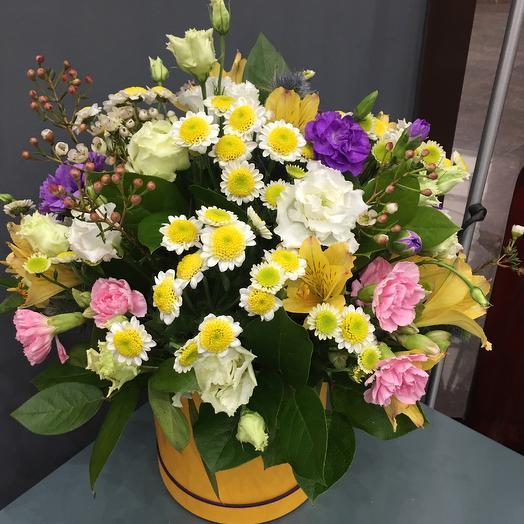 Жаркий полдень: букеты цветов на заказ Flowwow
