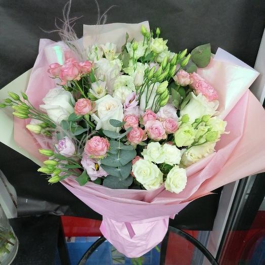Нежность🌸: букеты цветов на заказ Flowwow
