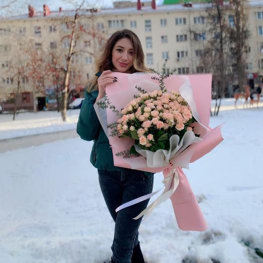 Букет счастье: букеты цветов на заказ Flowwow
