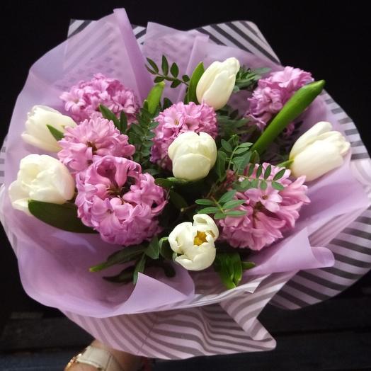 Ароматный букетик: букеты цветов на заказ Flowwow