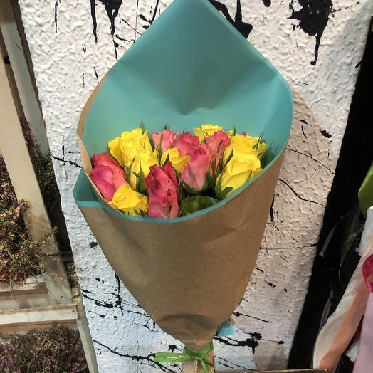 Морена: букеты цветов на заказ Flowwow