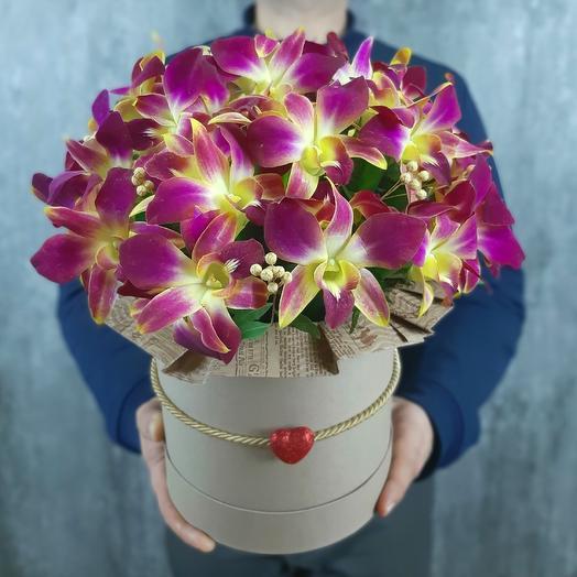 Сердце дракона: букеты цветов на заказ Flowwow