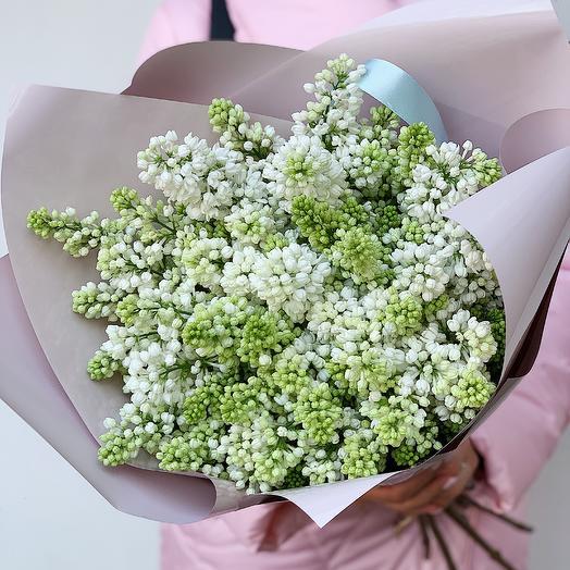 Изумительная сирень: букеты цветов на заказ Flowwow